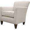 South Cone Home Allessandria Linen Arm Chair