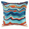 Trina Turk Residential Waterflow Linen Throw Pillow