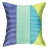 Trina Turk Residential Tiburon Embroidered Throw Pillow
