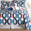Trina Turk Residential Coastline Ikat Duvet Cover Collection