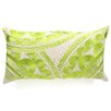 Trina Turk Residential Tribal Wool Lumbar Pillow