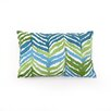Trina Turk Residential Ventura Ikat Cotton Throw Pillow