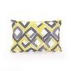 Trina Turk Residential Trellis Cotton Throw Pillow