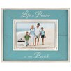 Malden 'Life Is Better At The Beach' 4'' x 6'' Picture Frame