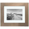 Malden Barnwood Distress Float Picture Frame
