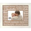 Malden Grandmother Sentiments Picture Frame