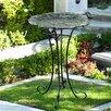 Lily Pad Birdbath - Innova Hearth and Home Bird Baths