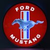 Neonetics Ford Mustang Backlit LED Lighted Sign Themed