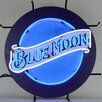 Neonetics Blue Moon Beer Neon Sign