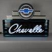 Neonetics Art Deco Marquee Chevelle Neon Sign