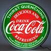 Neonetics Coca-Cola Evergreen Backlit LED Lighted Sign