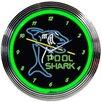 "Neonetics 15"" Pool Shark Wall Clock"