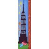 Green Leaf Art Dogs and Empire State Brown Shape Growth Chart