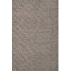 Husain International Flatweave Grey Area Rug
