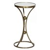 Prima Mirrored End Table