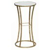 Prima Mirrored Square End Table