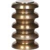 Prima Cast Aluminum Stacked Round Garden Stool