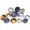 Prima 12 Piece Glass Spheres Set