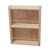 WG Wood Products Midland Wall Mounted Spice Rack