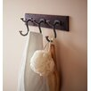 Charlton Home Frasier Wall Mounted Coat Rack