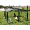 Rugged Ranch Universal Welded Wire Dog Pen/Chicken Coop