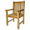 Regal Teak Block Island Arm Chair