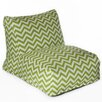 OC Fun Saks Chevron Bean Bag Lounger