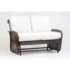 South Sea Rattan Martinique Double Glider with Cushion