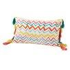 CBK Zig-Zag Cotton Throw Pillow (Set of 2)