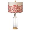 "CBK Field Flowers 30"" Table Lamp with Drum Shade (Set of 2)"