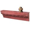 CBK Ornate Wall Shelf
