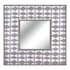 CBK Hatch Pattern Wall Mirror