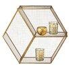 CBK Weekend Retreat Hexagon Wall Cubby