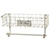 CBK Le Reve Wall Basket with Towel Holder