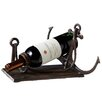 CBK La Marina 1 Bottle Tabletop Wine Rack