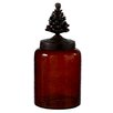 CBK Weekend Retreat Pinecone Canister