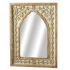CBK Le Reve Floral Arch Wall Mirror