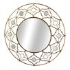 CBK Toscana Geo Mirror Wall Mirror (Set of 2)