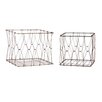 CBK Heartland 2 Piece Collapsible Basket Set (Set of 2)