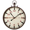 "CBK Borough 32"" Distressed Circular Wall Clock"