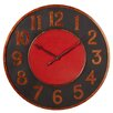"CBK Heartland Distressed 35.5"" Wall Clock"