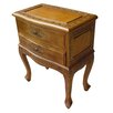 Grand International Decor French Style 2 Drawer Chest