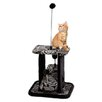 Midwest Homes For Pets Feline Nuvo Feisty Cat Furniture in Black