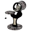 """Midwest Homes For Pets 31"""" Feline Nuvo Salvador Cat Condo"""