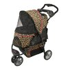 Gen7Pets Promenade Standard Pet Stroller in Cheetah Print