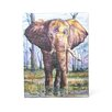 ArtWall ''Elephant'' by Dan McDonnell Painting Print on Canvas