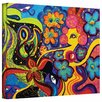 ArtWall Joyful by Marina Petro Painting Print on Gallery Wrapped Canvas