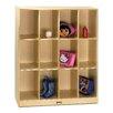 Jonti-Craft 12 Cubbie Locker Storage