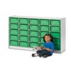 Jonti-Craft Tub Single 25 Compartment Cubby