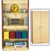 Jonti-Craft ThriftyKYDZ Deluxe Classroom Closet
